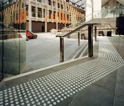 Stainless Steel Directional Tactiles | Centey