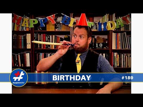 The Magic Word is Birthday
