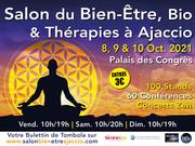 Salon du Bien-être, Bio et Thérapies Ajaccio