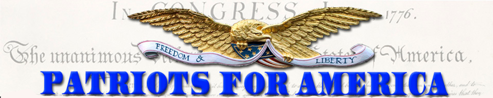 PatriotsForAmerica Logo