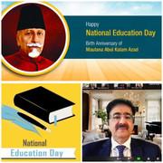 AAFT Celebrated National Education Day
