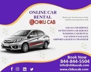 Affordable Taxi Service in Jalandhar - Chiku Cab