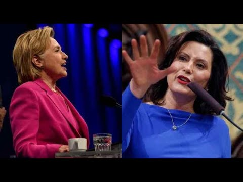 NOTHING TO SEE HERE! FRAUD & DOMINION CONNECTED TO DEMOCRAT OPERATIVES, GOV WHITMER & HILLARY LAWYER