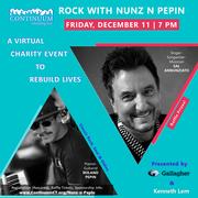Rock with Nunz n Pepin