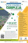 COLOMBIA COMPLEJA, UNA MIRADA DESDE EL PAISAJE
