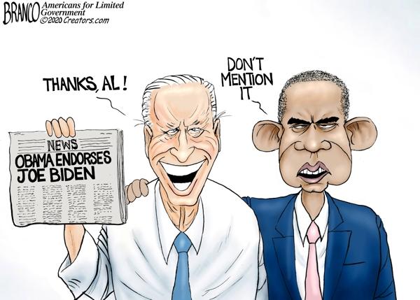 Obama finally endorses Joe Biden for president