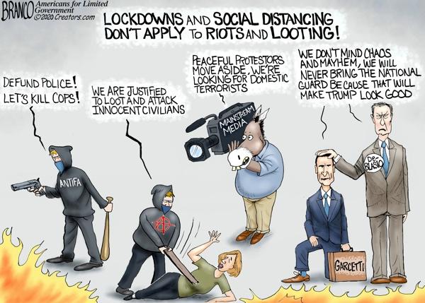 Peaceful Riots