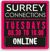 FREE Surrey Connections Breakfast Time Online