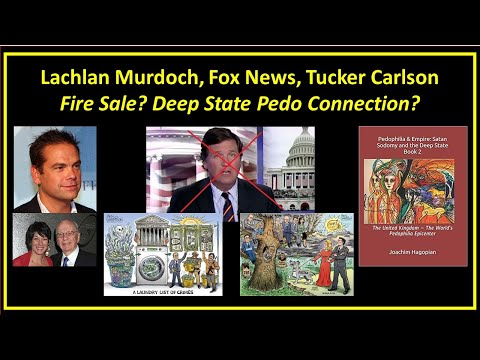 Lachlan Murdoch Fox News Tucker Carlson Sidney Powell Mike Flynn Rudi Giuliani Donald Trump