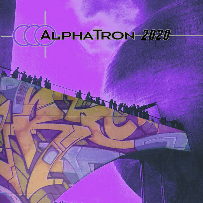 Here's A Dope New EP! AlphaTron 2020 by  Nomis