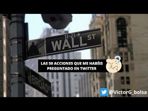 Analisis del mercado y 60 empresas por Victor Galan