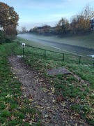 New River mist