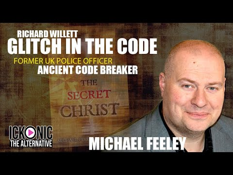 GLITCH IN THE CODE with MICHAEL FEELEY (Jesus Codes, The Giza Code & Are We The Gods We Seek)