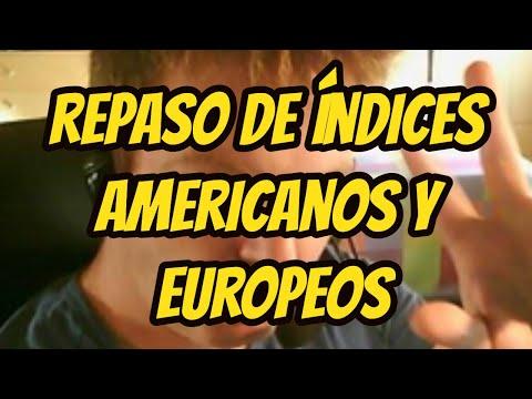 ANALISIS DE INDICES IBEX DAX SP500 ETC