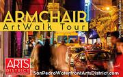 Armchair Art Walk Tour - Zoom