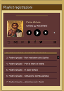 Audio omelia Cristo Re