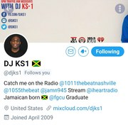 Salute Homie (DJ-KS1) Love The Support!! Young Gifted Entertainment.. https://www.facebook.com/136292470368921/posts/655076548490508/