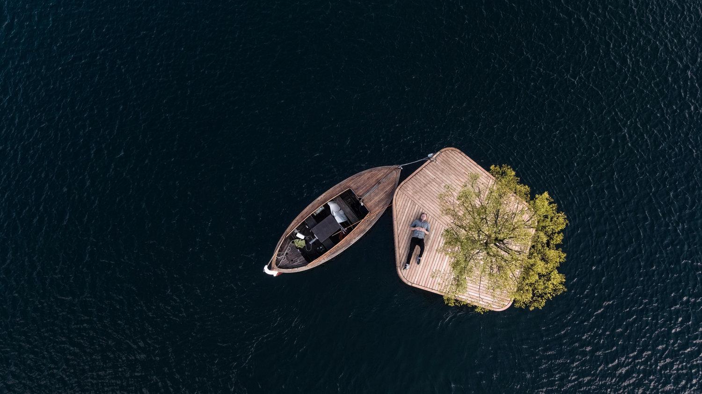 კუნძული, პარკი, პარკიპელაგი, ტივტივი, არქიპელაგი, ბლოგი, გამოგონება, Qwelly