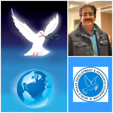 World Peace Development And Research Foundation Pray For Peace