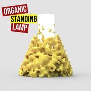 Organic Standing Lamp