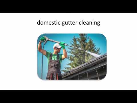 The Advantages Of Domestic Gutter Cleaning