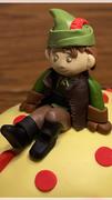 Robin Hood with Dragon