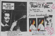 Bonnie Diva Zine What the Heck?