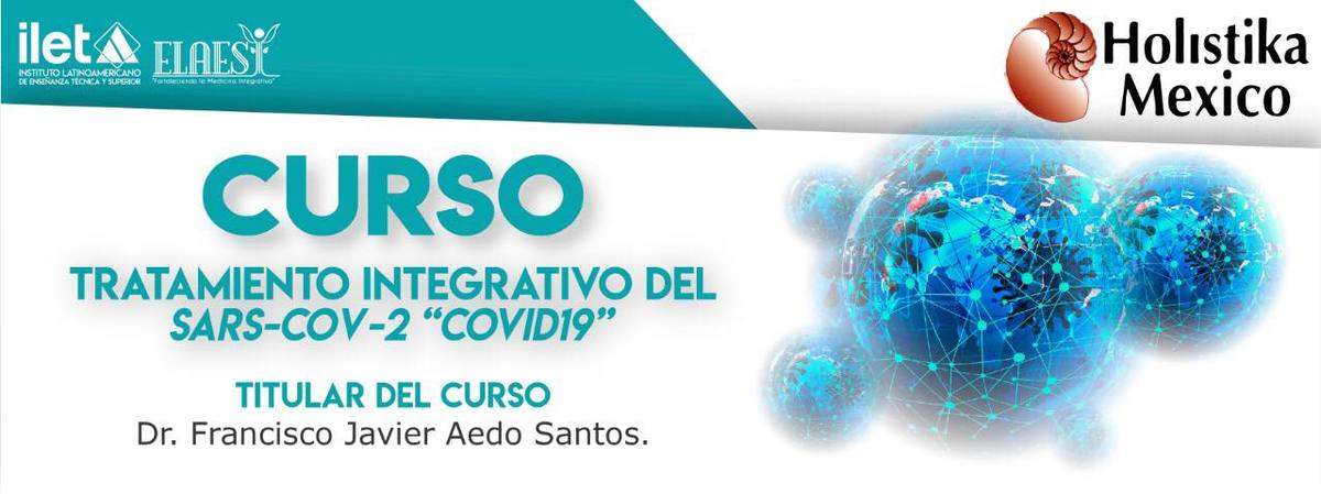 Curso Tratamiento Integrativo del COVID 19