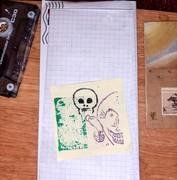 La Muerte test collage