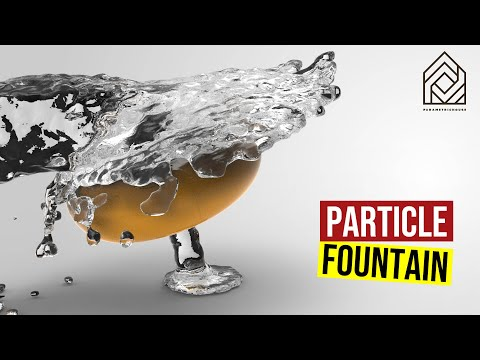 Particle Fountain