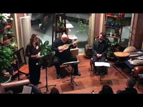 """""""Je ne sçay que c'est qu'il me faut"""" by Jacques Arcadelt for voice and renaissance guitar"""