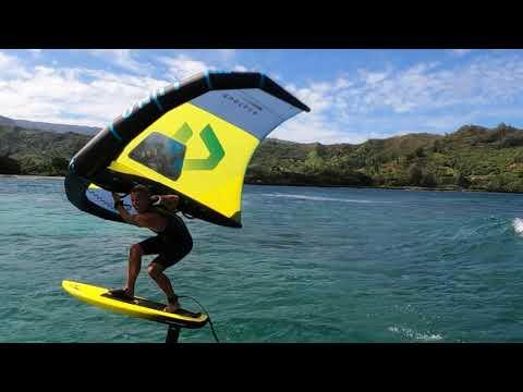 Wing foil Hawaii November 2020