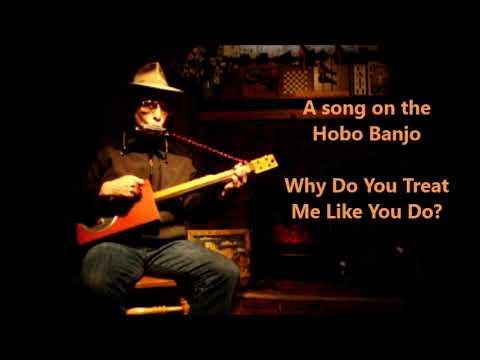 Poopshoe Perkins & His Hobo Banjo
