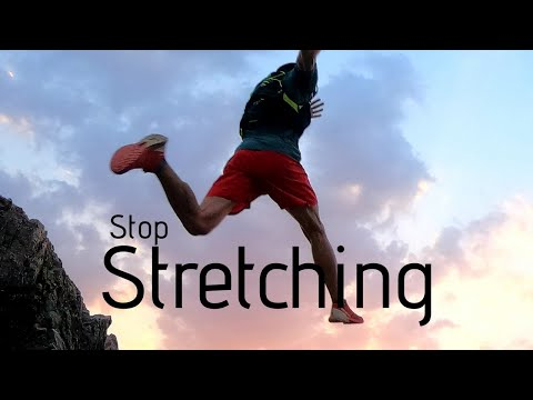 STOP STRETCHING BEFORE YOU RUN: Do This Instead
