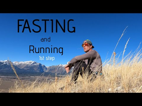 FASTING & RUNNING: Your First Step (calorie reduction vs. calorie restriction)