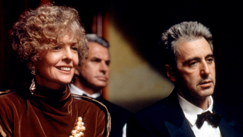 Diane Keaton: Watching Recut 'Godfather: Part III' Was 'One of the Best Moments of My Life'
