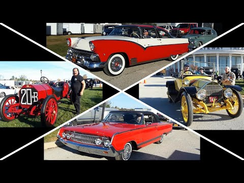 AACA Special Fall Nationals Driving Onto the Field Video 5
