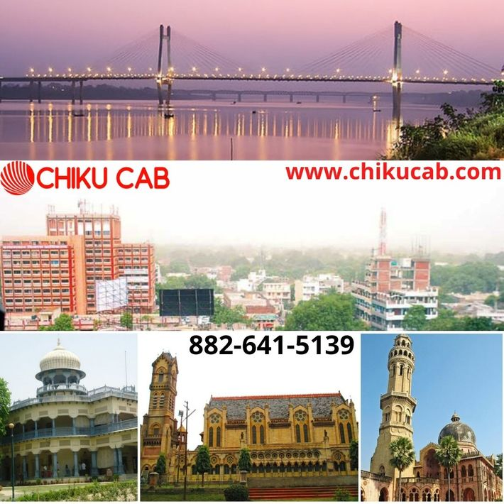 Best Cab Services in Allahabad for Outstation Taxi - Chiku Cab