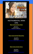 Indie Music Channel Radio Award Instrumental Winner