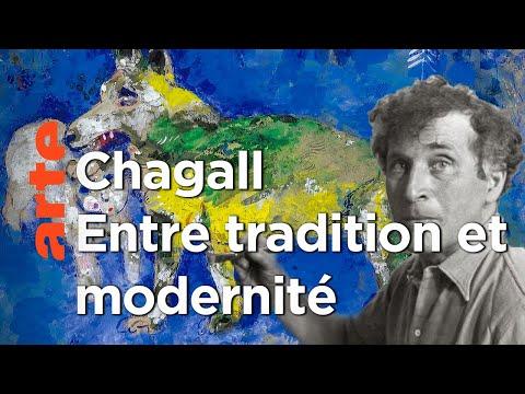 Chagall entre deux mondes | ARTE