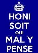 "The ""Honi soit qui mal y pense"" Album"