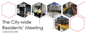 The City-wide Residents' Meeting - online