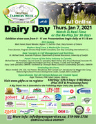 Grey Bruce Farmers Week 2021 Dairy Day