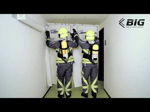 BIG Portable Smoke Blocker – How to Connect two Smoke Blockers