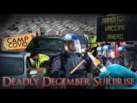 EXPLOSIVE! Steve Quayle, Gary Heavin, Mike Adams: DECEMBER DEADLY SURPRISE