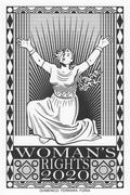 Domenico Ferrara Foria - WOMAN'S RIGHTS - 2020