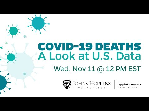 Covid-19 Deaths: A Look at U.S. Data