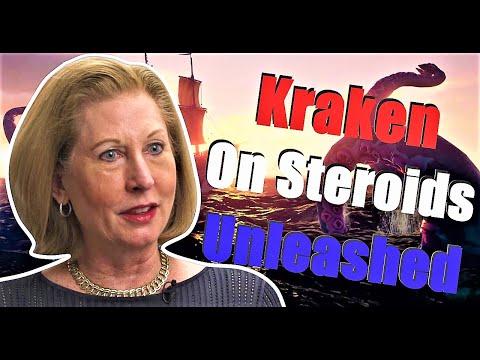 Sidney Powell: Kraken On Steroids Unleashed!