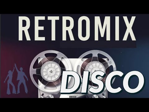 Retromix 70s, 80s Dance Party Disco ft ABBA, Bee Gees, Donna Summer, The Jacksons, Village People
