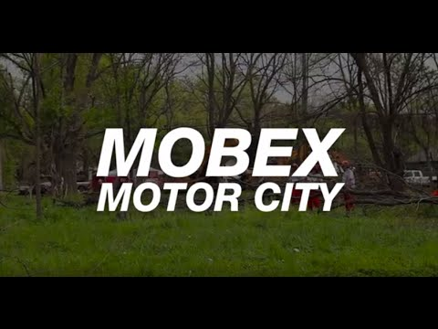 North America: Jake Wood at MOBEX Motor City